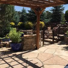 flagstone patio pavers flagstone pavers stonework patios custom