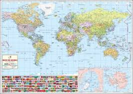 world map with country names and latitude and longitude buy world map