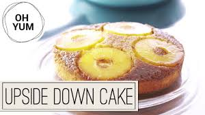 classic pineapple upside down cake oh yum with anna olson youtube