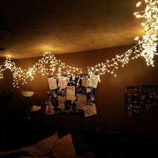 bedroom christmas lights around room merry also hanging in