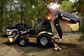 ram trucks laramie longhorn case backhoe photo gallery autoblog