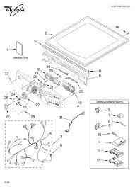 whirlpool dryer wiring diagram carlplant