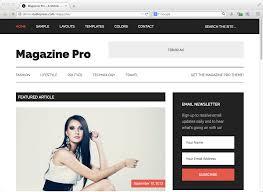 Home Decor Blogs Wordpress by Best Wordpress Themes For Blogs The Blog Maven
