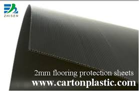 china corrugated plastic floor protection manufacturers factory