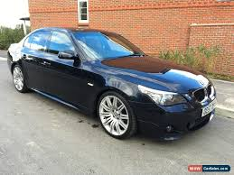 2007 bmw 520d m sport 2007 bmw 520d m sport auto for sale in united kingdom