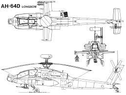 boeing ah 64 apache blueprint download free blueprint for 3d