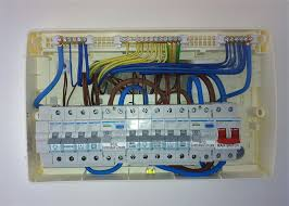 cost of replacing fuse box with consumer unit cost wiring