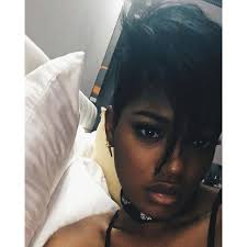keke palmer gets edgy shaved haircut for the new year the style
