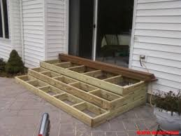Front Steps Design Ideas Best 25 Patio Steps Ideas On Pinterest Outdoor Stairs Deck
