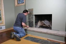How To Reface A Fireplace by Fireplace Refacing Stone Lovetoknow