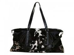 Cowhide Overnight Bag Pin By Englishcow On Cowhide Overnight Weekend Bags Pinterest