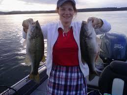 Table Rock Lake Fishing Guides by Capt Rick U0027s Branson Fishing Guide Service Table Rock Lake