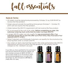 essential oils candace playforth