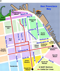 Cable Car Map San Francisco Pdf by Measuring Visual Clutter Jov Arvo Journals
