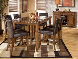 cabinet pub style dining room set awesome tall kitchen table for