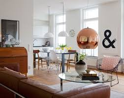 Beautiful Apartment Breezy White And Gold Accents Meet In A Classically Beautiful