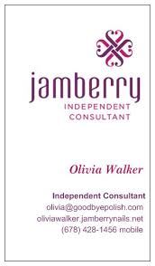 Clear Business Cards Vistaprint Just Ordered My Jamberry Business Cards From Vistaprint I U0027m So