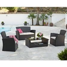 canape de jardin en resine tressee pas cher canape de jardin en resine tressee pas cher promotion mobilier de