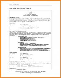 Job Resume Qualifications Examples by 6 Cv Skills Examples Reporter Resume