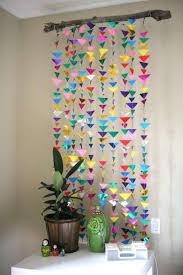 Paper Craft Home Decor Best 25 Paper Decorations Ideas On Pinterest Tissue Garland