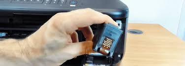 fixing check ink 1682 and 1684 canon pixma error codes
