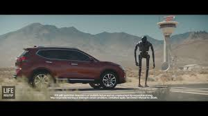 2015 nissan x trail debuts 2017 nissan x trail rogue one star wars limited edition youtube