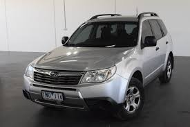forester subaru 2009 subaru liberty wagon cars for sale perth region graysonline