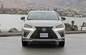 first drive 2018 lexus nx driving