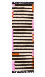 Black And White Striped Runner Rug 26 Best How Many Rugs Is Many Rugs Images On Pinterest