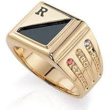mens ring keepsake personalized treasures men s ring walmart