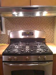 Stick On Kitchen Backsplash Peel And Stick Stainless Steel Backsplash Tiles Peel And Stick