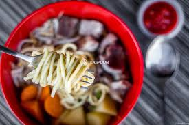 cuisine etc kuching gem kuching s southeast cuisine in a