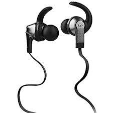 black friday in ear headphones amazon amazon com monster isport victory in ear headphones black home