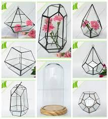 Wood Vases Wholesale Translucent Pink Glass Vases 8