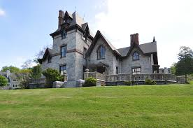 Gothic Revival House Gothic Revival Is An Impressive Fixer Upper For 2m Outside Nyc