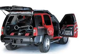 high performance nissan xterra sound features truck trend