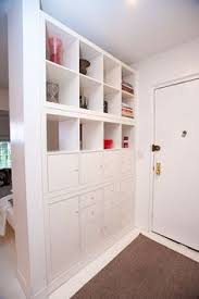 Billy Bookcase Makeover Diy Ikea Playroom Built In Billy Bookcase How To Pinterest