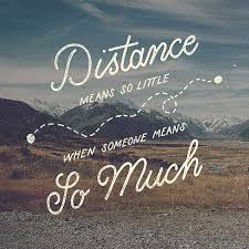 Where A Thousand Miles From Comfort Best 25 Friend Quotes Distance Ideas On Pinterest Quotes About