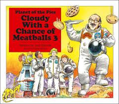 cloudy chance meatballs 3 book judi barrett isidre