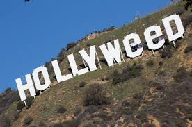 someone changed the hollywood sign to say hollyweed metro news