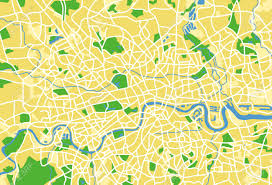 map pattern vector pattern city map of united kingdom royalty free