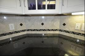 kitchen backsplash diagonal pattern white ceramic tile ideas for