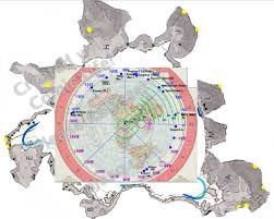 Ocean Currents Map Rick Potvin U0027s Virtual Circumnavigation Of Antarctica To Decide If