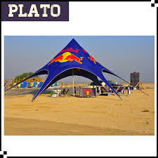 Display Tents Buy Shade Deep Blue Star Beach Sun Shade Tents Red Bull Star Tents For Large