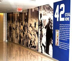 wall murals m a g resource inc jackie robinson