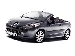 peugeot cabriolet 206 2007 peugeot 207cc review top speed