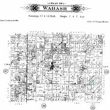 Land Ownership Map Grilliot The Spiraling Chains Schroeder Tumbush Family Trees