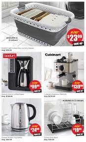 kitchen stuff plus weekly flyer boxing week red deals dec