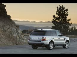 2008 land rover range rover sport information and photos