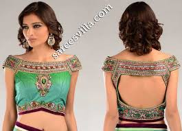 saree blouse styles designer saree blouses patterns designs sarees villa